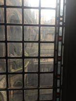 Vue de l'intérieur de la cathédrale de Manchester.